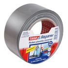Klussentape Tesa 25m x 50 mm grijs