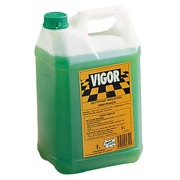 Can of 5 l multifunctional detergent Vigor ammonia green freshness
