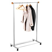 Reception coat rack
