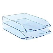 Comfort, letter tray, ice blue