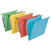 Suspension file for cabinets 33 cm Premium kraft LMG Esselte bottom 15 mm assorted colours