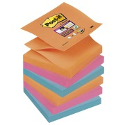 Z-Notes Bangkok Super Sticky Post-it 76 x 76 mm - block of 90 sheets