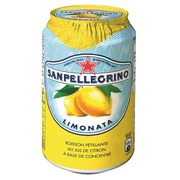 Pack of 24 cans Limonata 33 cl