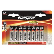 Blister of 12 batteries LR06 Energizer Max