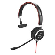 Headphone with wire Jabra Evolve 40 - 1 ear piece
