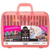 Markers Posca in assorted colors - case of 20