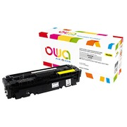 Toner Armor Owa compatible HP 410X-CF412X yellow for laser printer