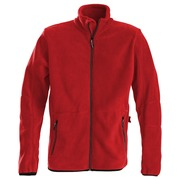 Printer Speedway fleece jacket Rood 4XL