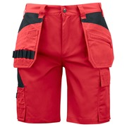 5535 Worker Shorts Rood C42