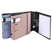Lever arch file PP S80mm A4 CAMPUS METAL