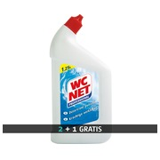 Pack 2 Gel Wel WC net professional = 1 gratis