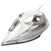 Philips Azur GC4901 - steam iron - sole plate: SteamGlide Elite