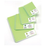 Canson schetsboek Notes, ft A6, groen