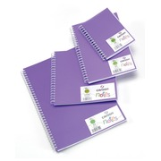 Canson schetsboek Notes, ft A6, violet