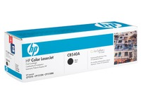 Toner laser HP CB540A black - HP 125A
