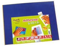 Adhesive Panel for Post-its blue