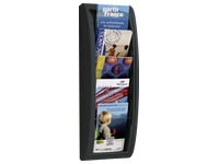 Wall display Quickfit A4, black