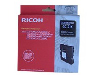 405532 RICOH AFC GX3000 GEL INK BLACK ST