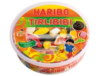 Candy assortment Haribo Tirlibibi - Box of 750 g