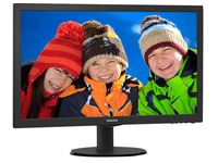 Philips V-line 223V5LHSB2 - LED-monitor - Full HD (1080p) - 22