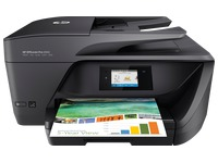 Multifonctionele inkjet printer 4 in 1 HP OfficeJet Pro 6960
