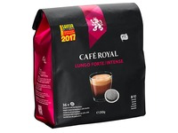 Soft coffee pads Café Royal Lungo Forte - Bag of 36