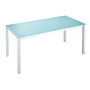 Desk Krystal W 160 cm sea green